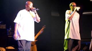 Warren G. feat. Snoop Dogg - Regulate (Live @ Columbiahalle Berlin 12.07.2011)