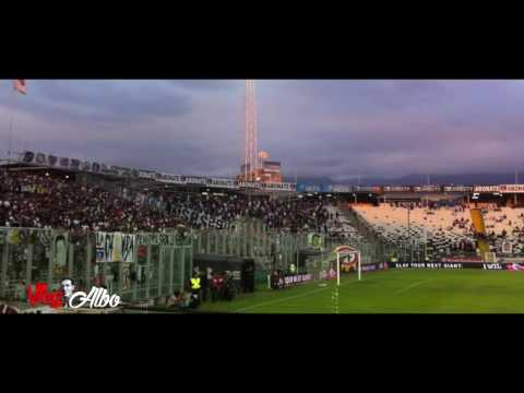 La Hinchada Lo Hace Ganar, Colo Colo - Everton, Garra Blanca 2016 - Garra Blanca - Colo-Colo