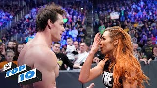 Nonton Top 10 SmackDown Live moments: WWE Top 10, January 1, 2019 Film Subtitle Indonesia Streaming Movie Download