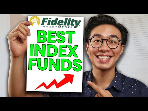 Fidelity INDEX FUNDS for BEGINNERS [Step by Step Tutorial]