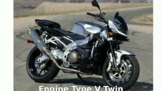 4. 2007 Aprilia Tuono 1000 R Factory - Features and Details - traciada