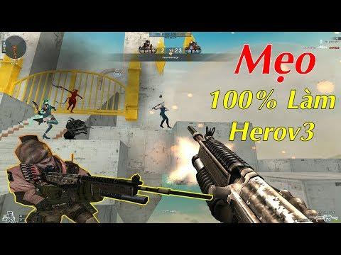 1 Số Mẹo 100% Thành Herov3 Trong Zombie Escape Nâng Cấp - Thời lượng: 12:11.