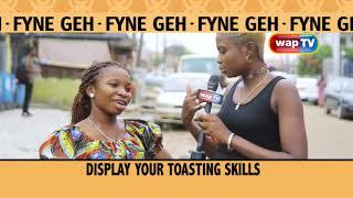 Video Fyne GEh : Display Your Toasting Skills. MP3, 3GP, MP4, WEBM, AVI, FLV April 2019
