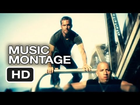 Fast & Furious 6 Music Montage - We Own The Night (2013) - Vin Diesel Movie HD Video