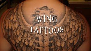Video Wing Tattoos MP3, 3GP, MP4, WEBM, AVI, FLV Agustus 2018