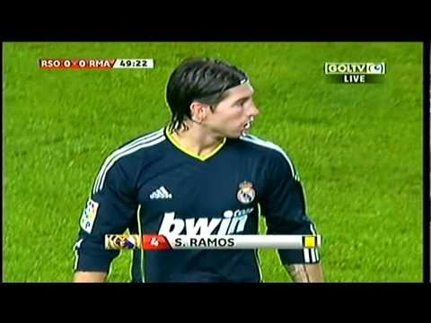 Golazo de Ángel Di María con el Madrid