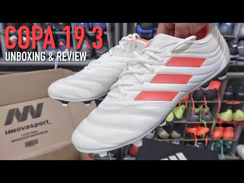 Adidas Copa 19.3 | Unboxing & Review 🔥