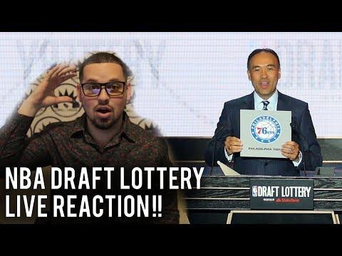 Live 2018 NBA Draft Lottery