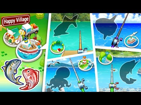 Fun Cooking Kids Game - CookingMaMa -Fishing,Ranch,Orchard