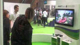 Gameplay Kinect Adventures (Blogocio)