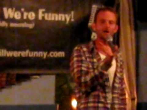 ERIC MYERS SUPERSTAR. Troll  Goblin Yoda comedy stand up annapolis
