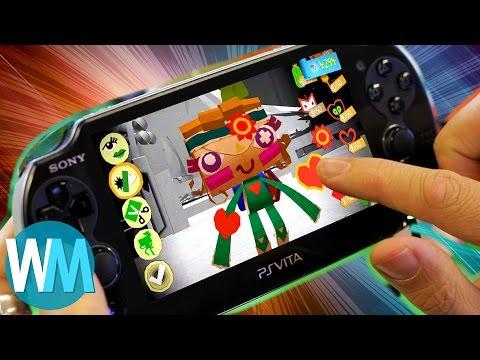 Top 10 Best PS Vita Games!