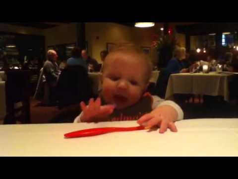 William Barr at Sullivan's Steakhouse