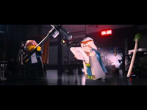 The Lego Movie (Behind the Bricks)