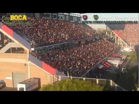 Gastadas para el Cuervo que se va a la B - La 12 - Boca Juniors - Argentina - América del Sur