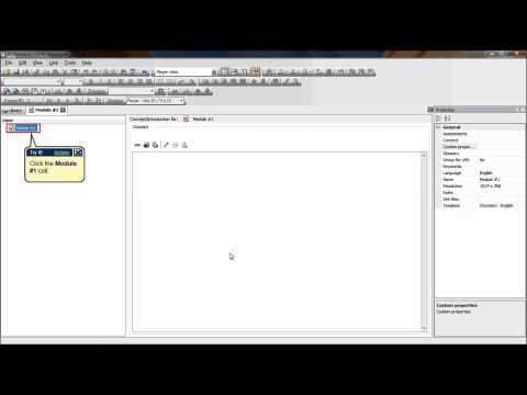 How to Develop an Outline in UPK Developer - UPK Tutorials - UPK Videos