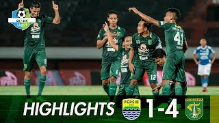 Download Video [HIGHLIGHTS] Awayday Journey | Persib vs Persebaya | Liga 1 2018 MP3 3GP MP4