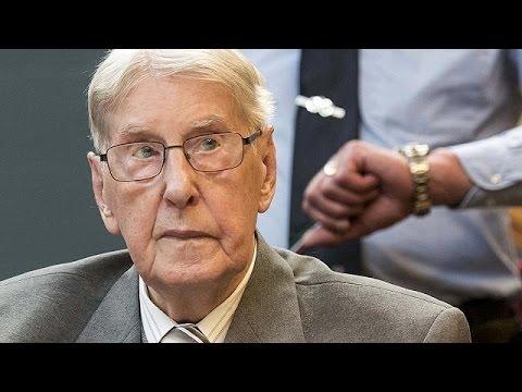 Γερμανία: Φυλάκιση πέντε ετών για 94χρονο πρώην φύλακα του Άουσβιτς