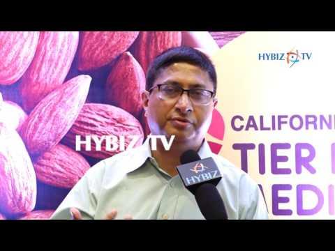 , Sudarshan Mazumdar-California Almonds