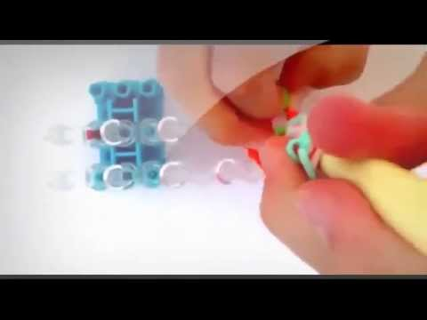 RainBow Loom Netherlands Rainbow loom Nederlands, 3D ananas DUTCH HD
