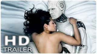 Nonton LIFE LIKE Official Trailer (2019) Cyborg Android, New Sci-Fi Movie Trailers HD Film Subtitle Indonesia Streaming Movie Download