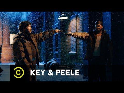 Key & Peele - Playing a Thug (ft. Colin Hanks) - Uncensored
