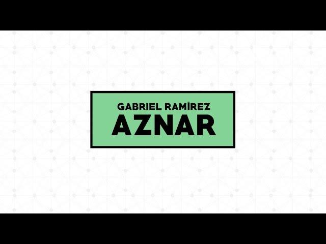 Gabriel Ramírez Aznar 79 años