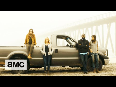 Fear the Walking Dead Season 2B (Featurette)