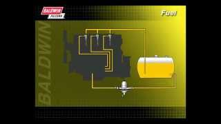 FilterSavvy - Baldwin Filters - Fuel Filters 2