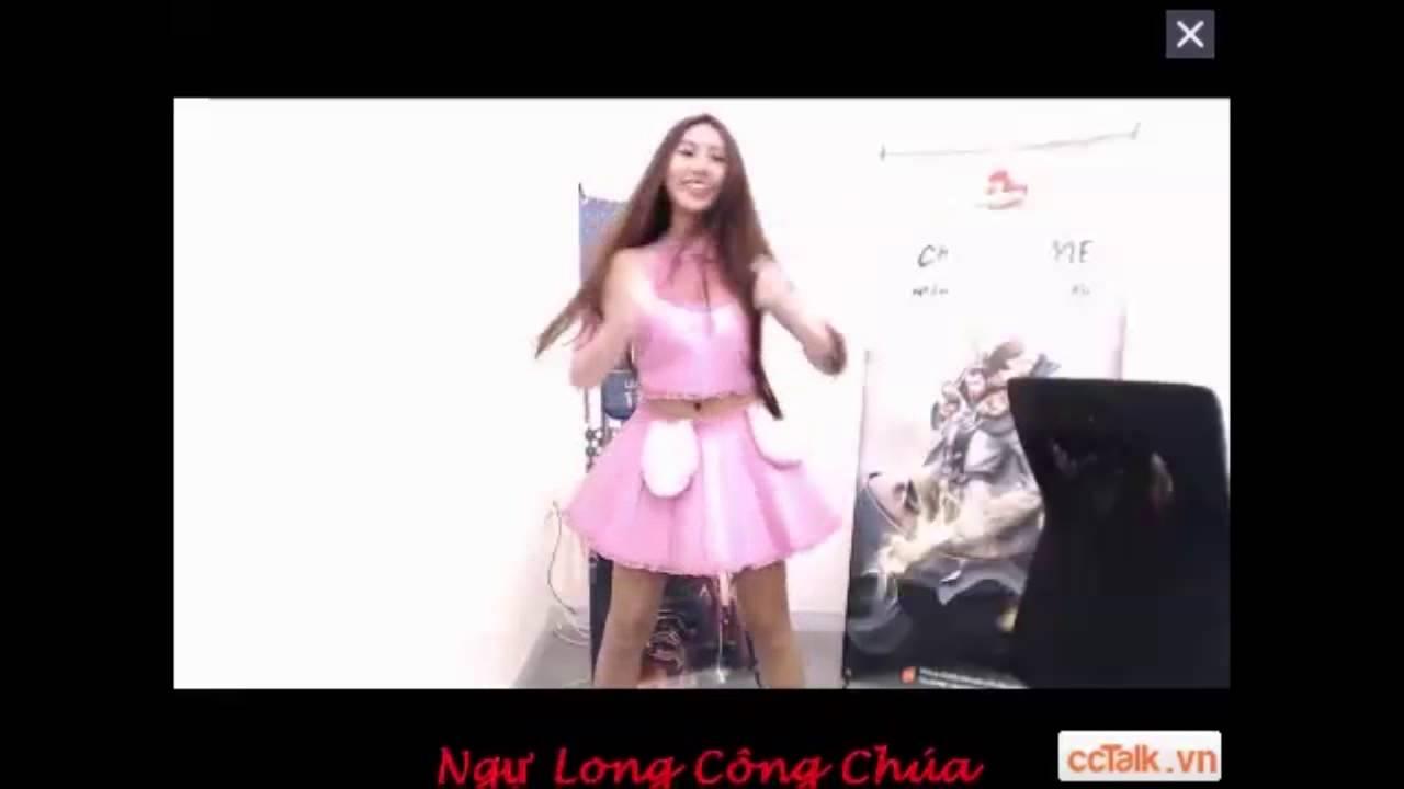 Công chúa Dự Châu Vy Timy game NLTT nhảy Roly Poly
