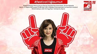 """Video Live Streaming Partai Solidaritas Indonesia """"BEDA KAMI -- PSI -- DENGAN PARTAI LAIN"""" MP3, 3GP, MP4, WEBM, AVI, FLV Maret 2019"""