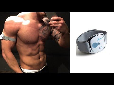 [Video] Schmale Schulter Fitness – BodyMedia Fit Link aka KalorienKaddy (Alle Infos)