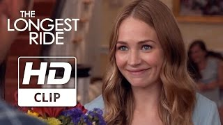The Longest Ride | 'First Date' | Official HD Clip 2015