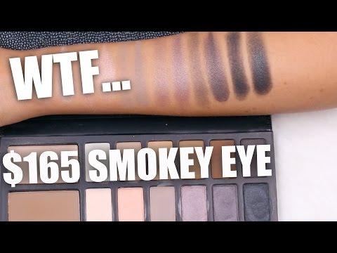 $165 SMOKEY EYE ... WTF | First Impressions