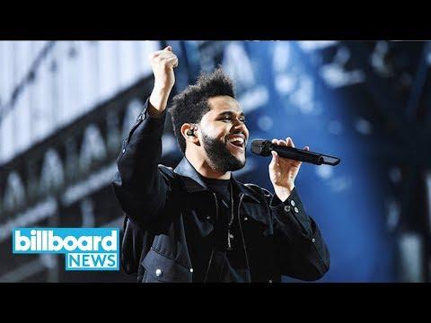 The Weeknd Rules Billboard Artist 100, BTS Blasts to No. 2 | Billboard News