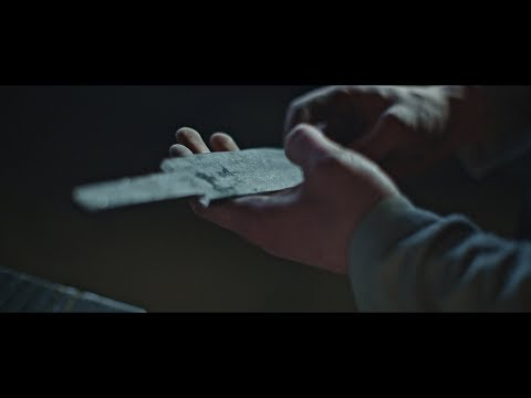 The Birth Of A Weapon. Part II. Damascus Bowie Knife Making by Northmen Guild