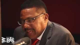 Judge Greg Mathis chimes in on the Ray Rice elevator incident on Quake's House - YouTube