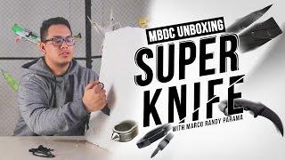 """Video MBDC UNBOXING """"Super Knife"""" dari Vanderism MP3, 3GP, MP4, WEBM, AVI, FLV Oktober 2017"""