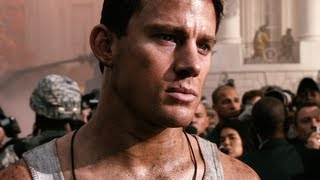 White House Down Trailer 2013 Jamie Foxx Movie - Official [HD]