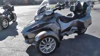 3. 003095 - 2013 Can Am Spyder RTS-SE5 - Used Can Am For Sale