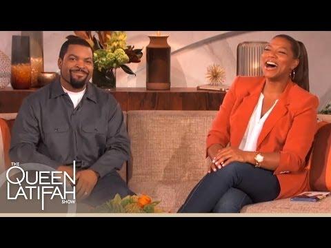 Ice Cube Talks