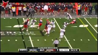 Austin Hill vs USC & Nevada (2012)
