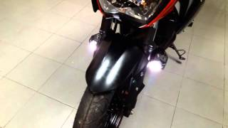 Video Kawasaki Z250 Cree U5 Spotlight Installed / Pemasangan Spotlight Cree U5 Pada Kawasaki Z250 MP3, 3GP, MP4, WEBM, AVI, FLV Desember 2018