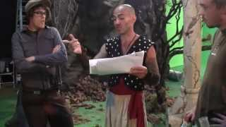 Sinbad  The Fifth Voyage  Behind The Scenes Look With Director Shahin Sean Solimon
