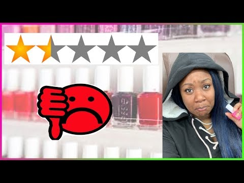 GOING TO THE WORST REVIEWED NAIL SALON IN MY CITY  1.5 STARS