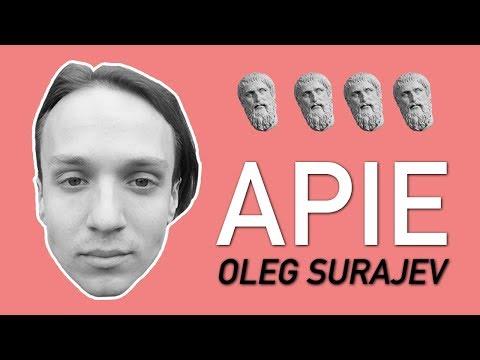 OLEG SURAJEV APIE: Tapino protestą, Karbauskį, reputaciją.