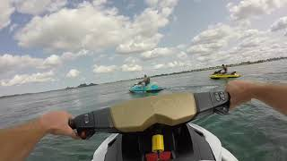 7. COLD Ride to Lake Erie: 2012 SeaDoo GTX S 155 2016 GTI 130 2004 GTX 185 SC
