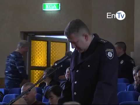 Начальник полиции Энергодара отчитался о ситуации с преступностью в городе