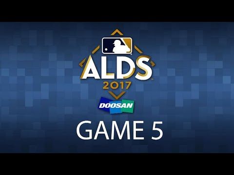 ALDS Game 5 Preview: CLE Indians (Oct. 11)