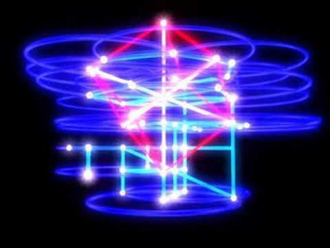 Counting upto 7 in 4D Space-Time (Sacred Geometry by ieoie)